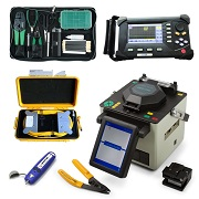 Fiber Optic Networks Repair and Maintenance Sets